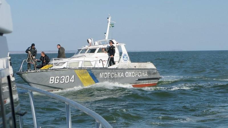 """Украинская партия """"Укроп"""" предложила план борьбы с Россией в Азовском море"""