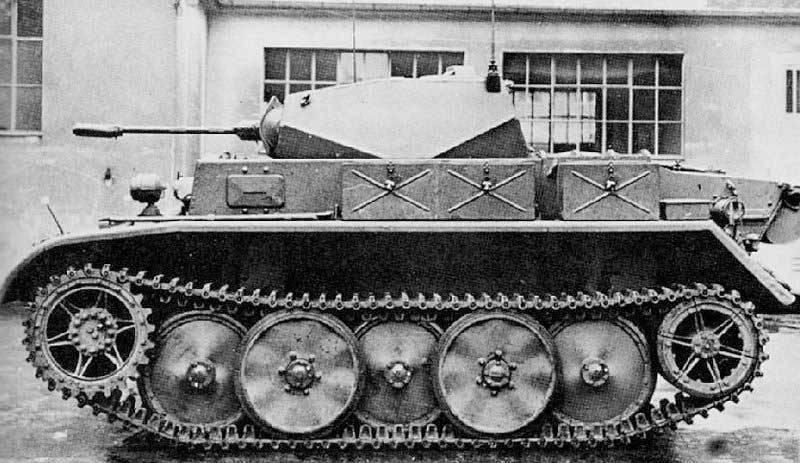 Пять малоизвестных танков периода Второй мировой войны. Часть 2. Лёгкий разведывательный танк «Рысь»