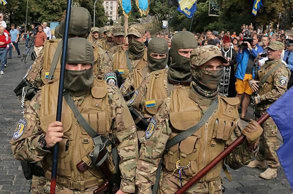 Вас, ряженых, пол-Киева. Как водитель поговорил с