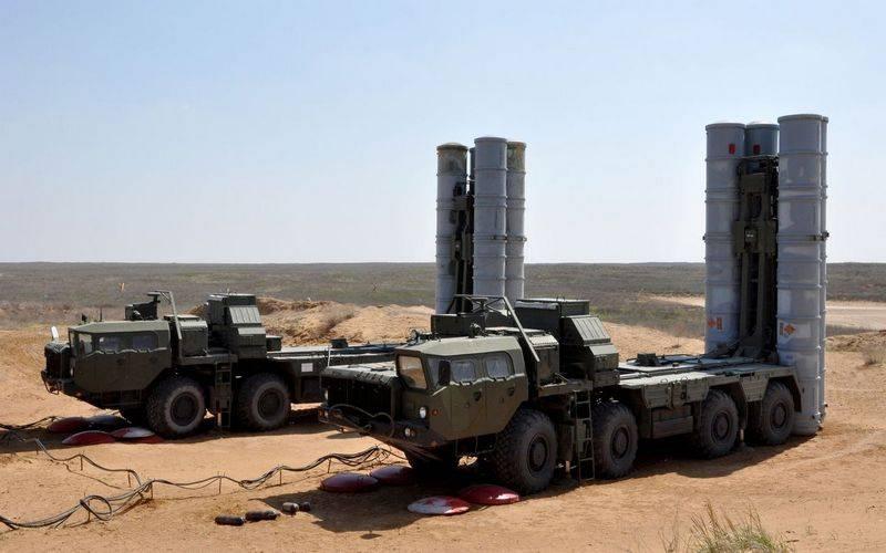 Развернутые в Ростовской области С-300 прикрыли Крымский мост