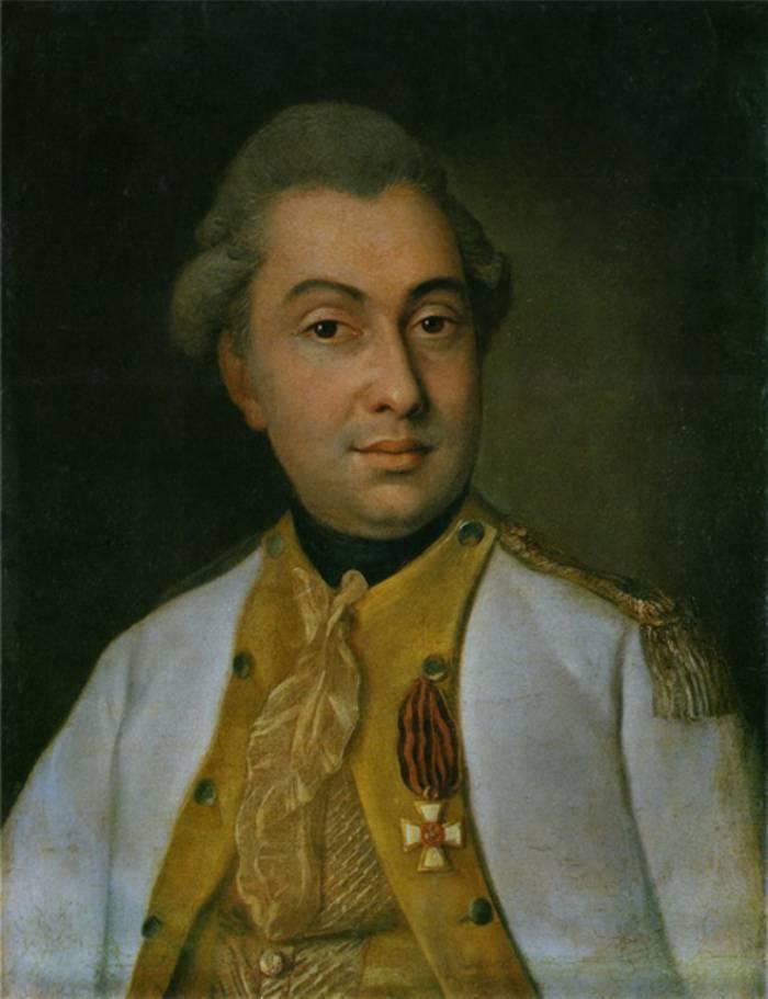 Maresciallo Kutuzov in 1812