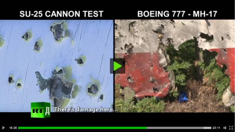 ПостпредРФ при ООН отказался признать результаты  расследования крушения MH17