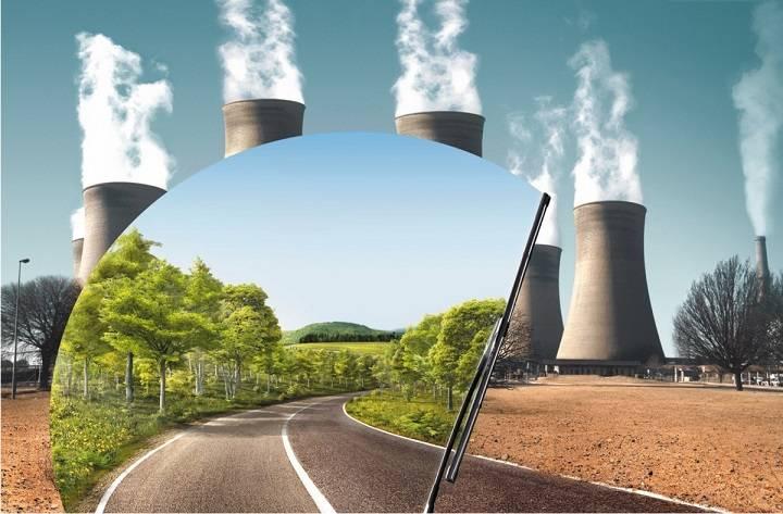 Грязная нефть против чистых технологий