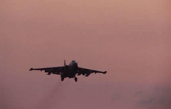 Киев поднял штурмовики и истребители в небо над Донбассом