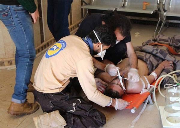Συρία: Οι ειδικές υπηρεσίες των ΗΠΑ προετοιμάζουν μια νέα χημική πρόκληση
