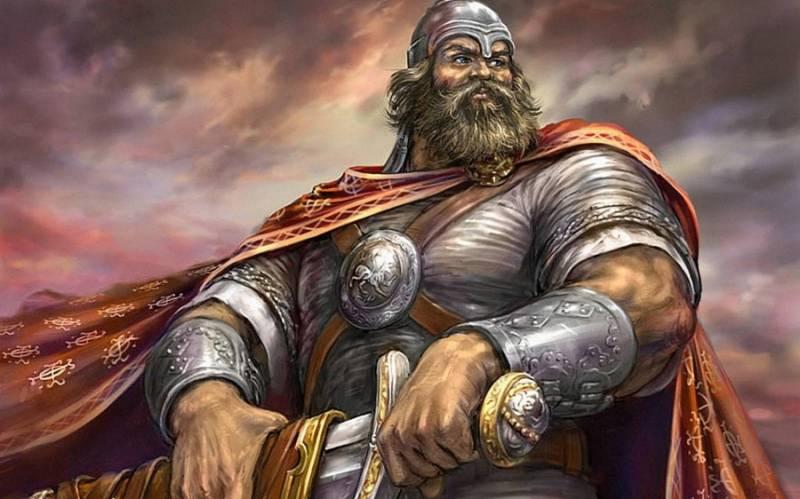 Зачем мужчине меч