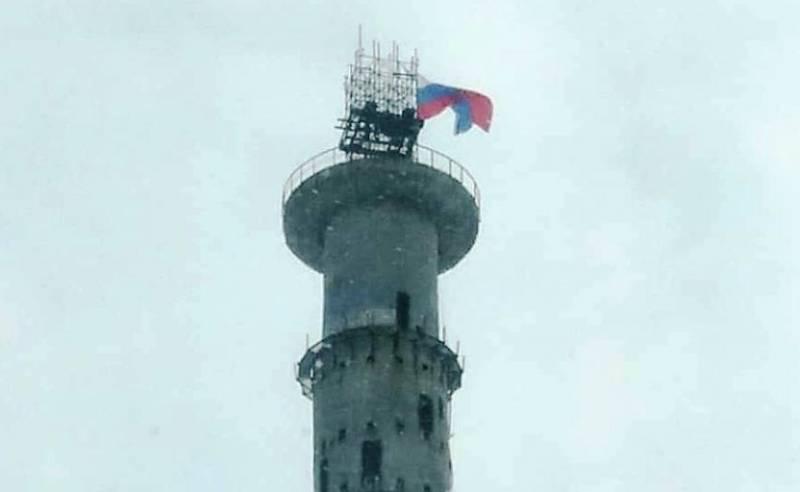 Хотел вывесить фашистский флаг. Прапорщик-руфер уволен из Росгвардии