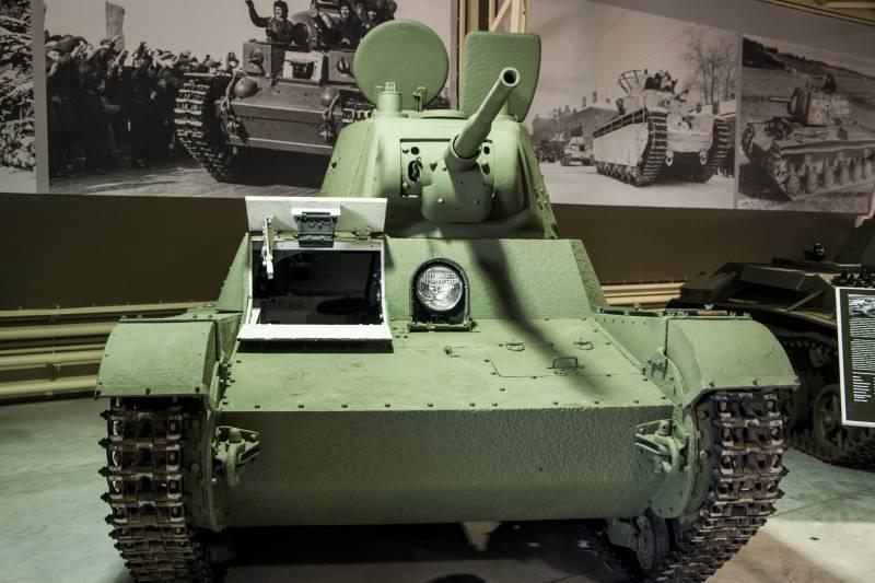 Рассказы об оружии. Танк Т-26 снаружи и внутри. Часть 2