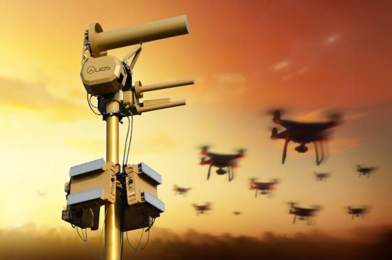 Борьба с малоразмерными дронами. Часть 1