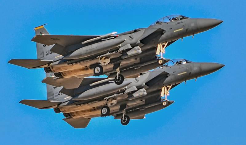 Угроза для ВКС: Как старый F-15 уничтожит новейший Су-57
