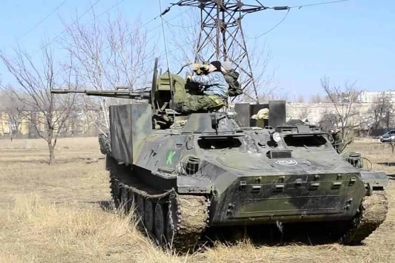 """БМП с буквой """"У"""": гениальное решение украинского оборонпрома"""