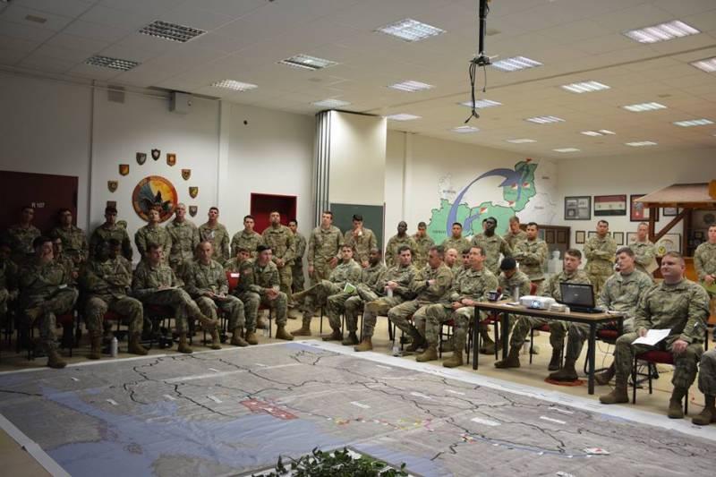 Военнослужащие НАТО отработают захват Калининграда на учениях «Saber Strike-18»