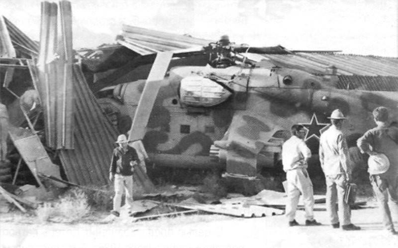 Сбитый в80-е годы вАфганистане советский летчик оказался живой
