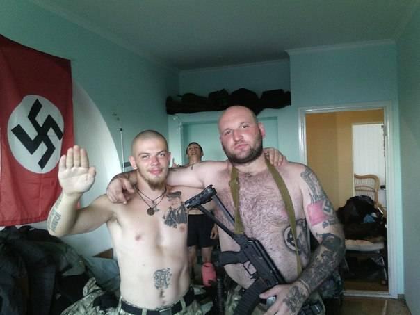 ВСУ: войско сумасшедших уголовников
