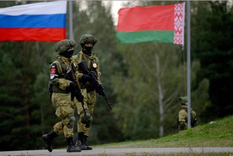 Белоруссия не исключает открытия на территории РБ российской военной базы