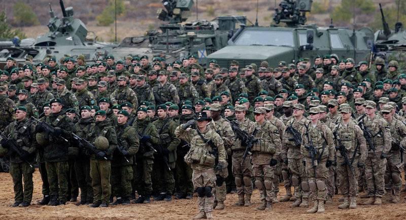 В Литве одновременно стартовали два масштабных учения НАТО