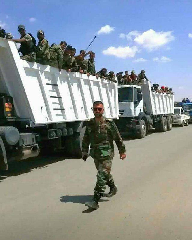 Руководство Сирии призвало США покинуть военную базу вЭт-Танфе