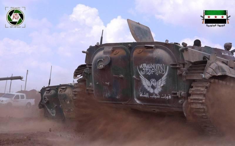 Сирия требует отСША освободить базу вЭт-Танфе
