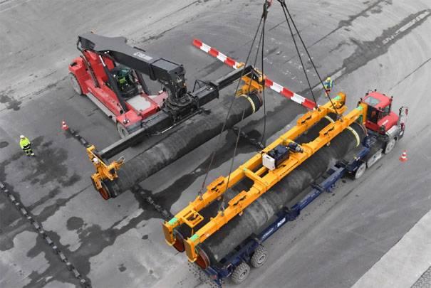 Vert offensé. Un tribunal allemand rejette la réclamation environnementale pour Nord Stream 2