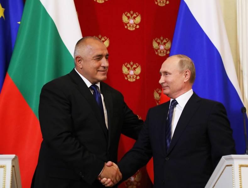 Болгария открывает балканскую дверь. Россия, возвращайся!