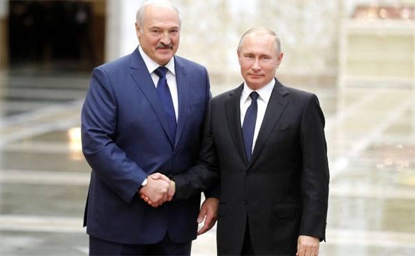 Лукашенко на границе: Россияне сами не знают, чего хотят