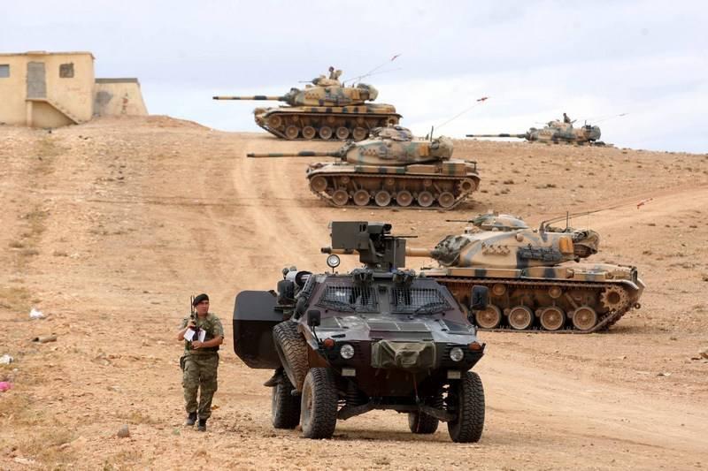 Κάτω από την επίθεση των Κούρδων.  Ο τουρκικός στρατός ξεκίνησε μια επίθεση στο βόρειο Ιράκ