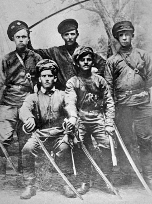 Мадьярские штыки Ленина. Как венгерские военнопленные сражались в составе РККА