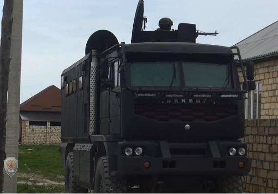 В Дагестане снова неспокойно: режим КТО в Цумадинском районе