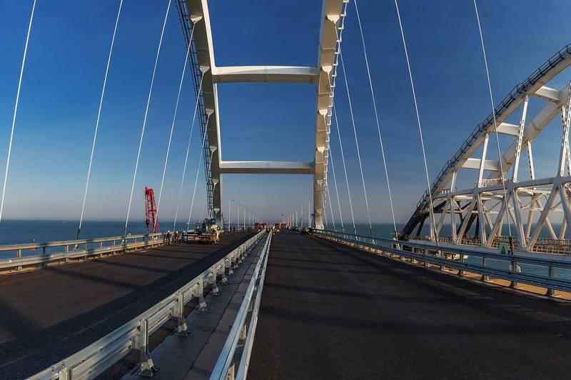 Сахалинские власти попросили российскую столицу построить мост наостров пообразцу Крымского