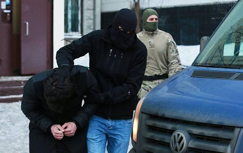 ФСБ задержала группу вербовщиков в Красноярске