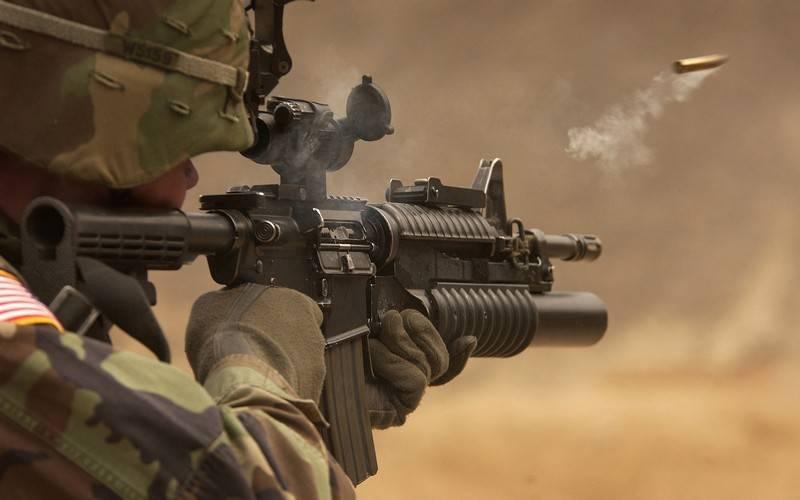 Американский автоматический карабин M4A1 оказался с дефектом