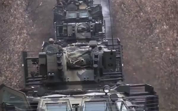 К наступлению готовы. 93-я омбр ВСУ рвётся в бой