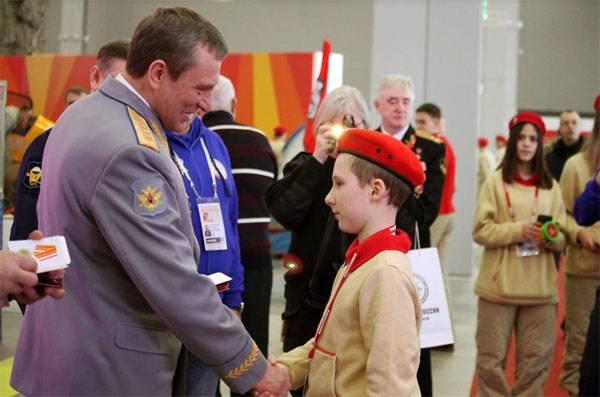Госдума дала добро на военно-патриотическое воспитание в России