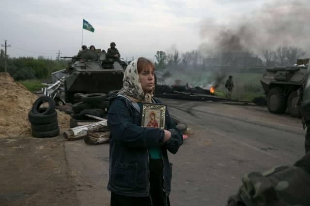 Наступление вДонбассе нанесет удар поукраинской государственности— Путин
