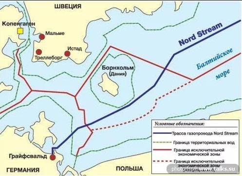 ВЕС дали разрешение настроительство газопровода Владимира Путина вобход Украины