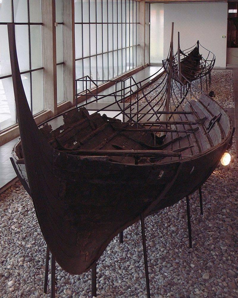 Викинги и их корабли (часть 2)