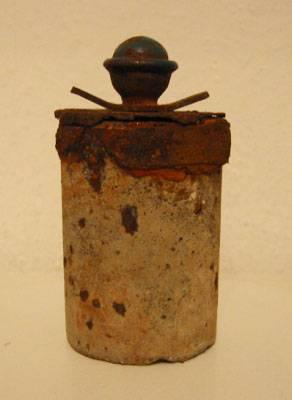 Ручная граната Volkshandgranate 45 (Германия)