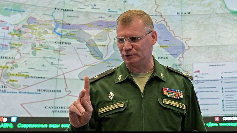 Το ρωσικό υπουργείο Άμυνας απάντησε στην κριτική του επικεφαλής του Πενταγώνου