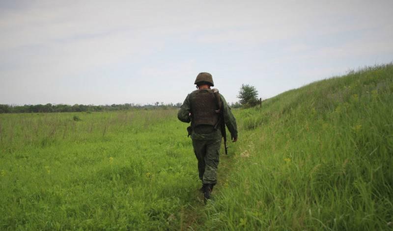 ЛНР: Киевские силовики концентрируют силы для нанесения удара