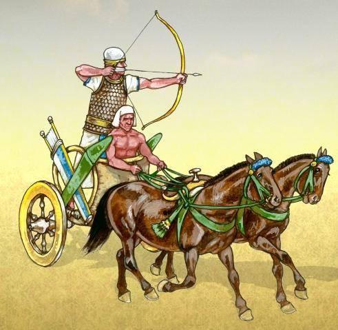 Гвардии поручик об армии Древнего Египта. Часть 3. Быт мирного времени