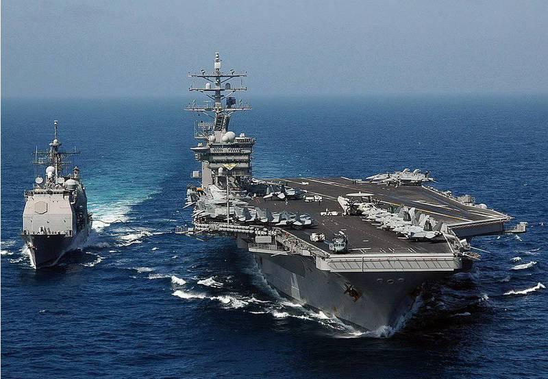 Ο στόλος των ναυτικών των ΗΠΑ έφτασε και πάλι στη Μεσόγειο Θάλασσα