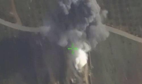 Сирийская армия развернула конвой со спецназом США на севере провинции Алеппо