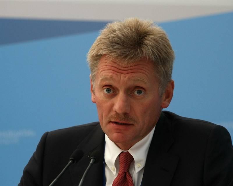 В Кремле подтвердили серьезность заявления Путина в отношении Украины
