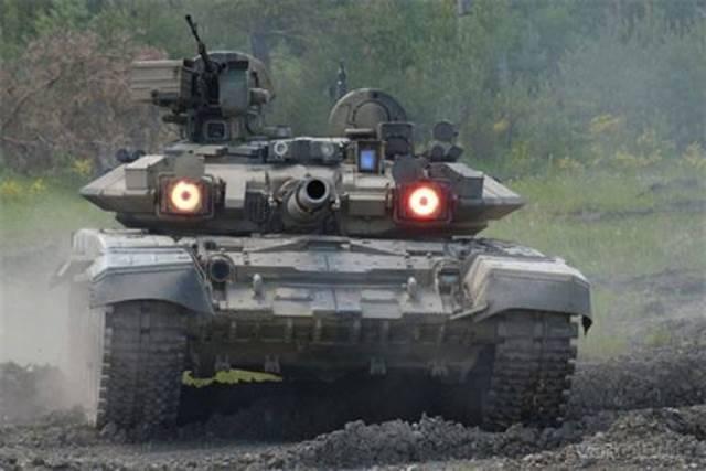 National Interest рассказал о недостатках Т-90