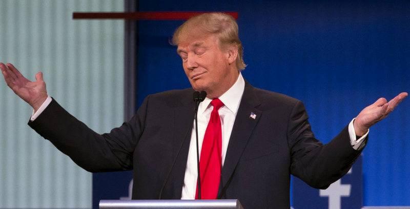 Трампа решили выдвинуть наНобелевскую премию