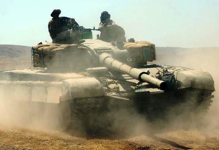 Иракцам следует перенять опыт улучшения танков у сирийского «спецназа»