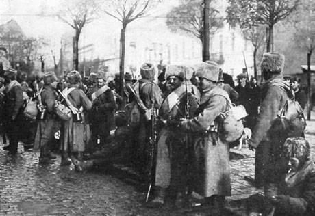 Сибирская армия Великой войны, или Семь фактов о сибирских стрелках. Ч. 1