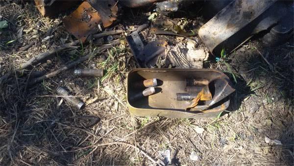 """Штаб ООС Украины заявил о """"серьёзных потерях противника"""" у линии соприкосновения"""