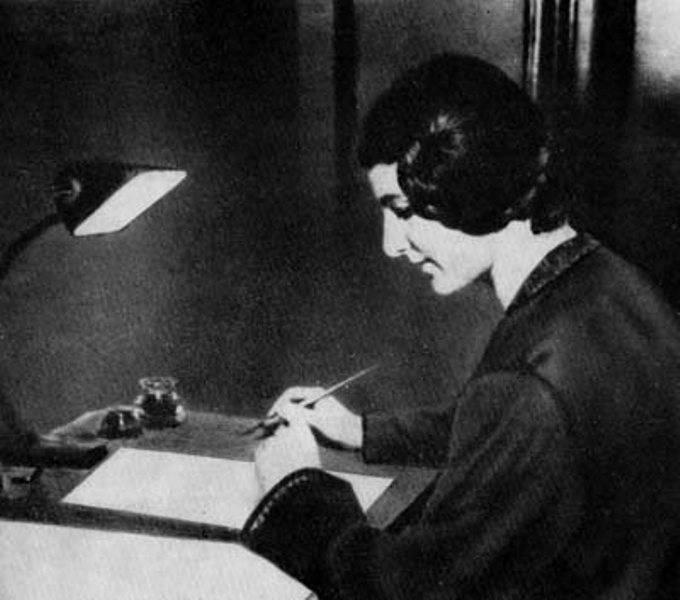 Лариса Рейснер: героиня или авантюристка? Часть 2