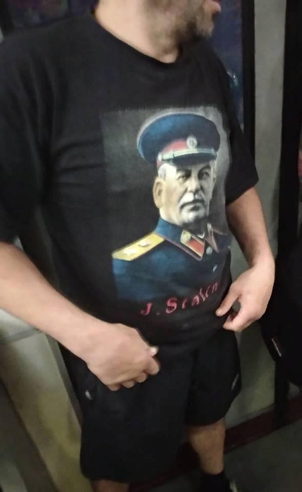 """Суть бандеровского """"героизма"""". Как в киевском метро радикал """"победил Сталина"""""""